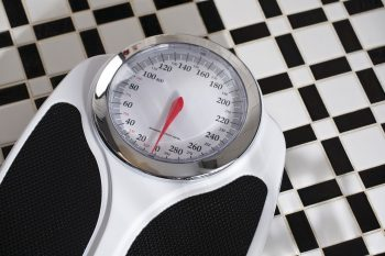 scale for a dieter