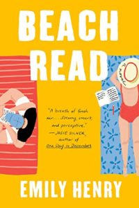 Beach Read by Emily Henry, a Book Review by @barbaradelinsky #BeachRead #BookReview #books