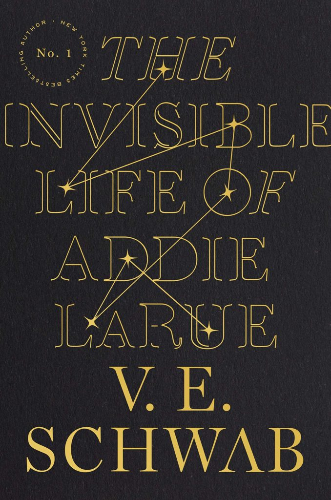 The Invisible Life of Addie LaRue by V.E. Schwab, a Book Review by @barbaradelinsky #invisible #life #books #BookReview
